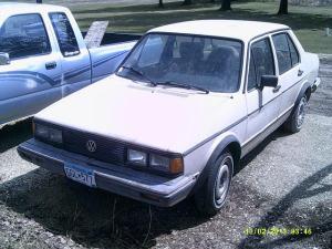 84 VW Jetta
